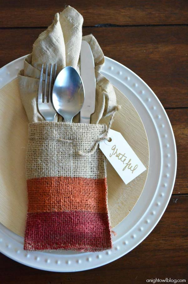 20 Super Beautiful DIY Napkin Rings For Your Cozy Thanksgiving homesthetics decor (13)