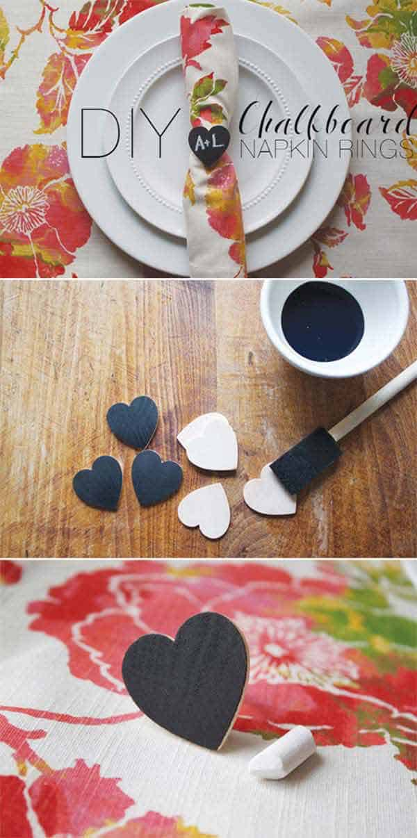 20 Super Beautiful DIY Napkin Rings For Your Cozy Thanksgiving homesthetics decor (19)