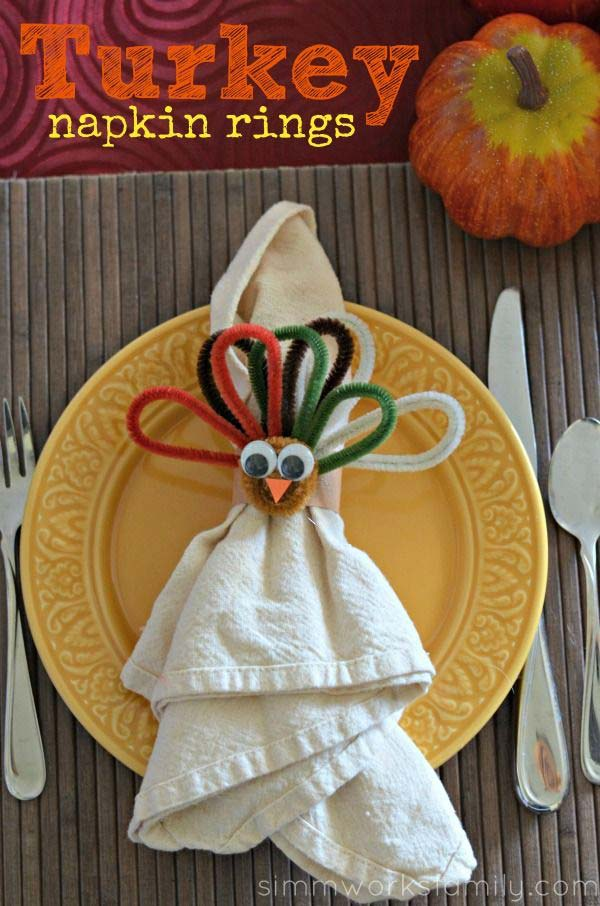 20 Super Beautiful DIY Napkin Rings For Your Cozy Thanksgiving homesthetics decor (4)