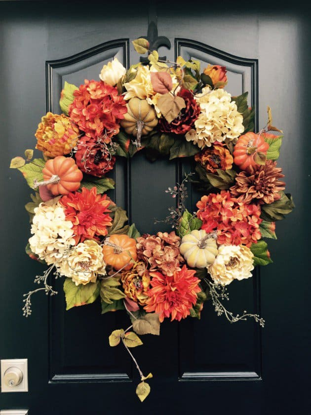 20 Super Cool DIY Thanksgiving Decorations For