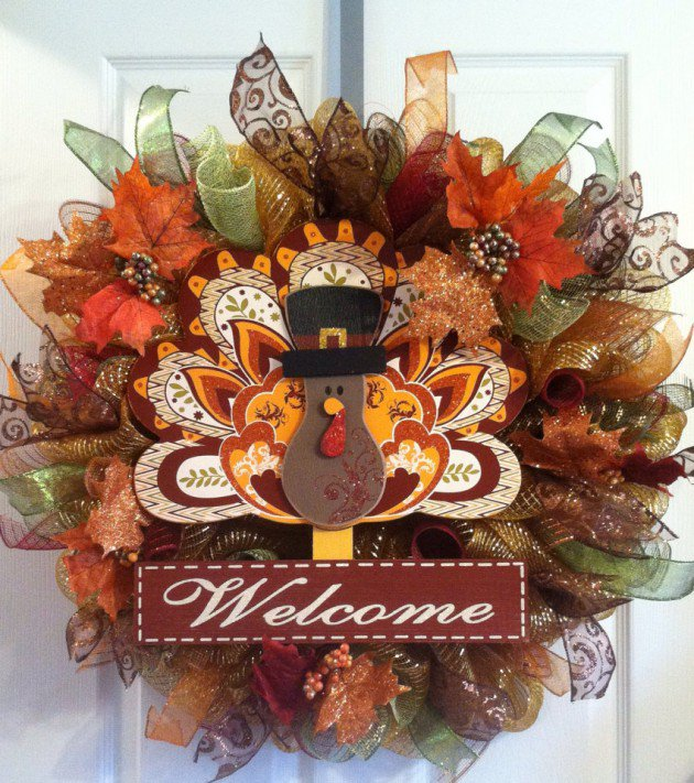 20 Super Cool DIY Thanksgiving Decorations For Your Home homesthetics decor (20)