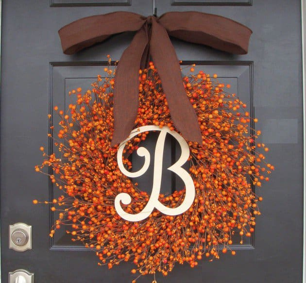 Diy Thanksgiving Decorations Part - 36: 20 Super Cool DIY Thanksgiving Decorations For Your Home Homesthetics Decor  (4)