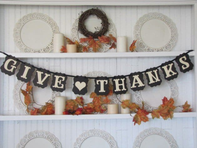 20 Super Cool DIY Thanksgiving Decorations For Your Home homesthetics decor (5)