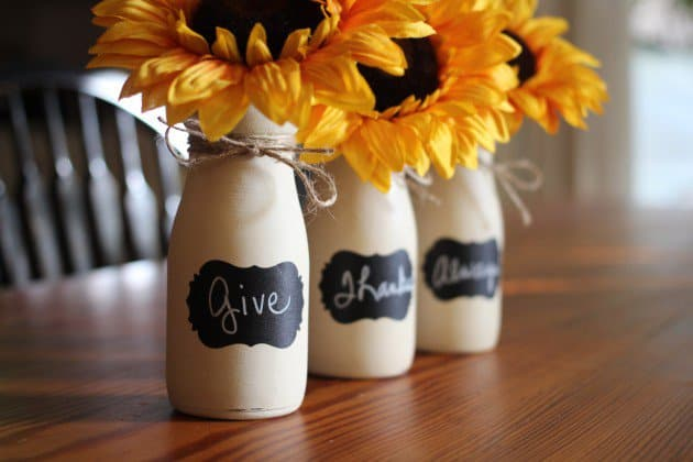 20 Super Cool DIY Thanksgiving Decorations For Your Home homesthetics decor (8)