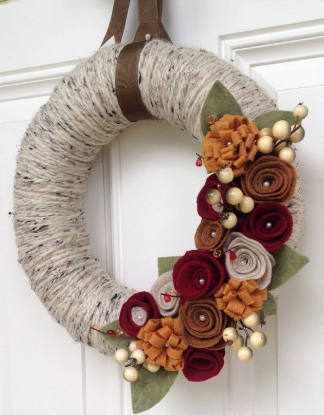 20 Super Cool DIY Thanksgiving Decorations For Your Home homesthetics decor (9)