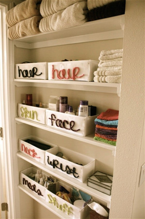 20 ideas to make your house help you organize your precious time homesthetics decor (1)