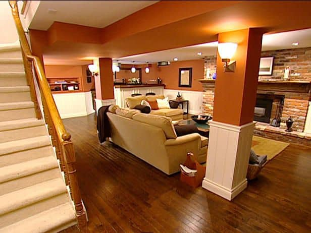 21 Interesting And Versatile Ways To Transform An Old Basement Into A Stylish Useful Area (16)