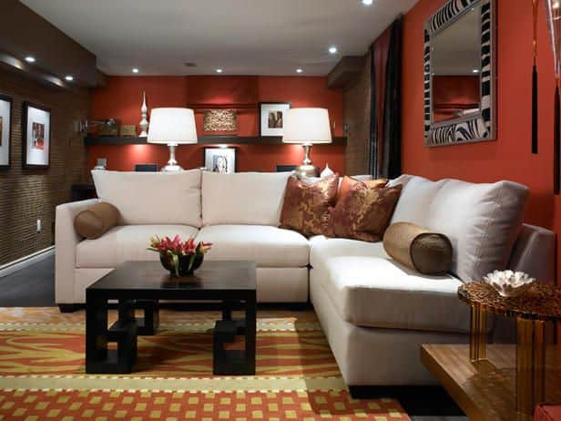 21 Interesting And Versatile Ways To Transform An Old Basement Into A Stylish Useful Area (17)