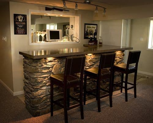 21 Interesting And Versatile Ways To Transform An Old Basement Into A Stylish Useful Area (18)