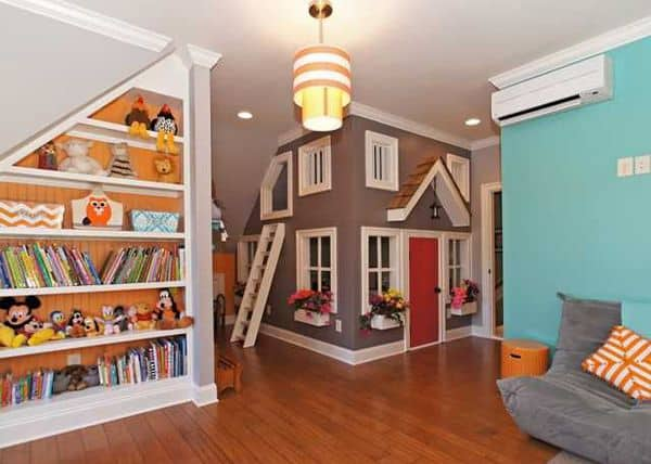 21 Interesting And Versatile Ways To Transform An Old Basement Into A Stylish Useful Area (3)