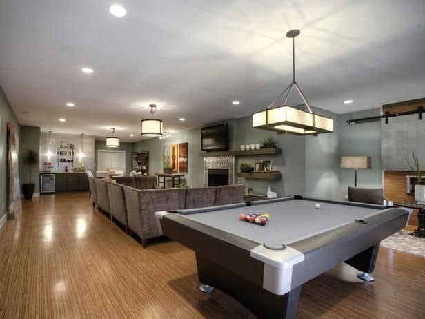21 Interesting And Versatile Ways To Transform An Old Basement Into A Stylish Useful Area (5)
