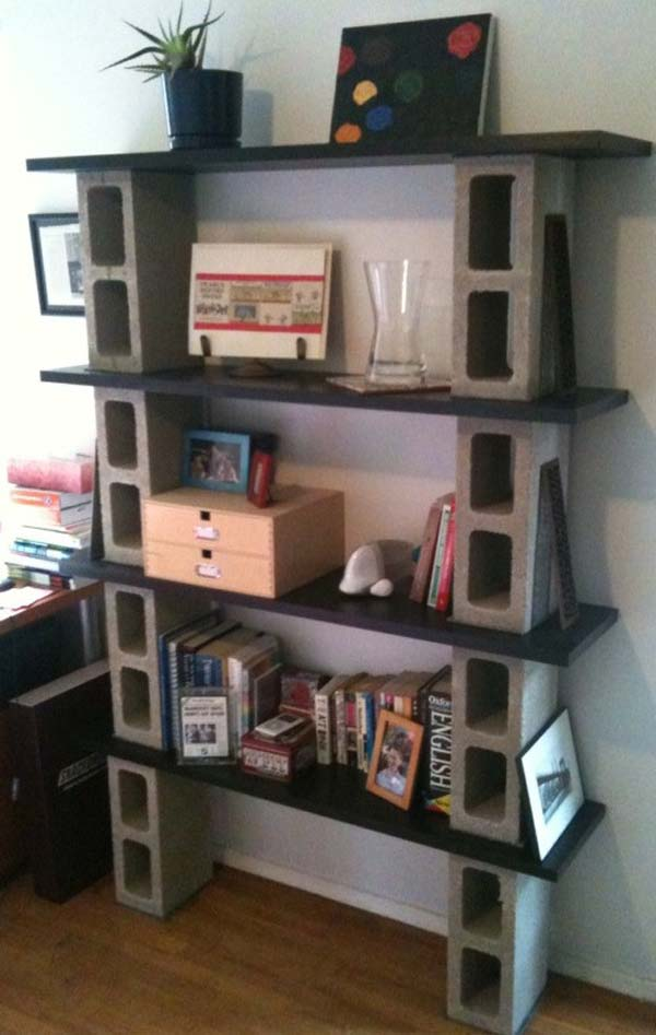 23 Cool and Ingenious Display Shelfs For a Superb Household homesthetics design (10)