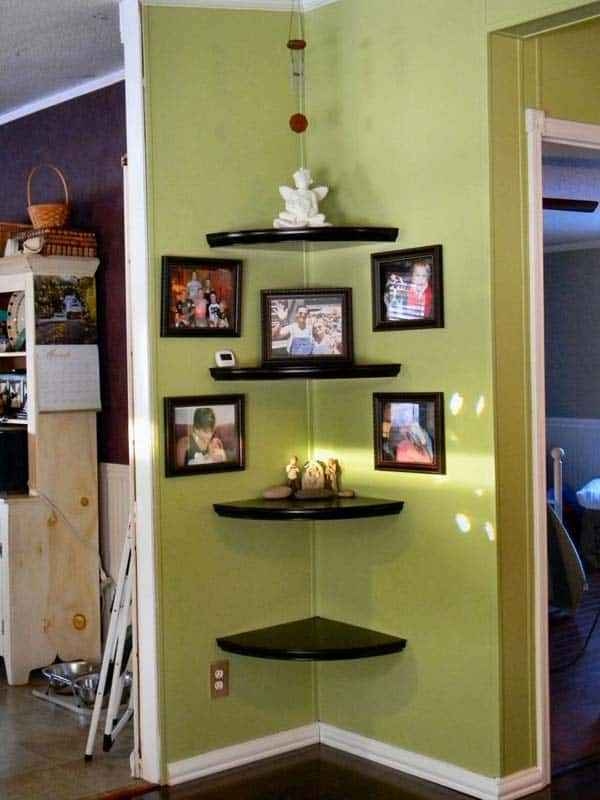 23 Cool and Ingenious Display Shelfs For a Superb Household homesthetics design (5)