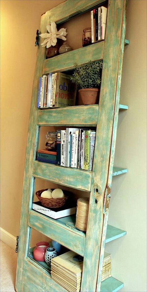 23 Cool and Ingenious Display Shelfs For a Superb Household homesthetics design (8)