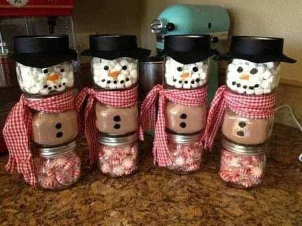 26 Simple Stunning Inexpensive DIY Gifts for Christmas homesthetics ideas (5)
