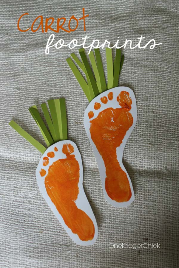 28 Fun and Playful Hand and Footprint Decor Ideas For Happy Families homesthetics fun ideas (17)