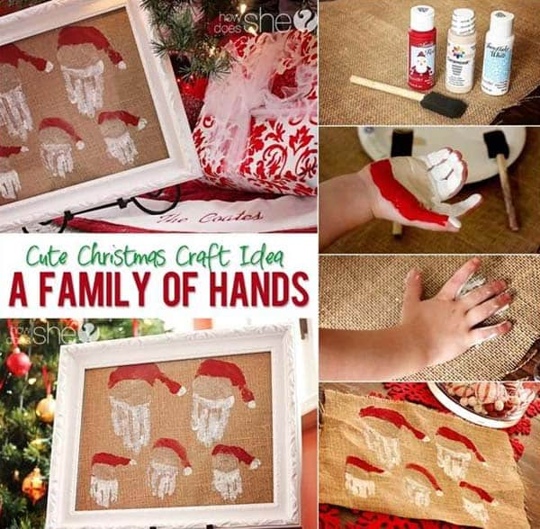 28 Fun and Playful Hand and Footprint Decor Ideas For Happy Families homesthetics fun ideas (18)