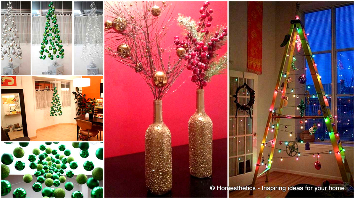 43 super smart and inexpensive affordable diy christmas decorations