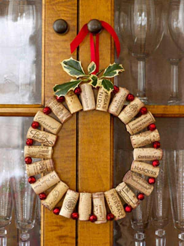 36 Mindbogglingly Magical DIY Christmas Wreaths For Your Home (12)