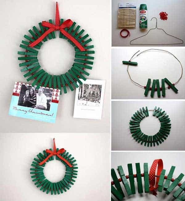 36 Mindbogglingly Magical DIY Christmas Wreaths For Your Home (15)