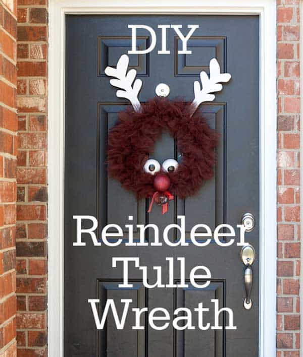 36 Mindbogglingly Magical DIY Christmas Wreaths For Your Home (16)