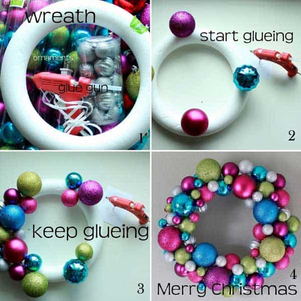 36 Mindbogglingly Magical DIY Christmas Wreaths For Your Home (18)
