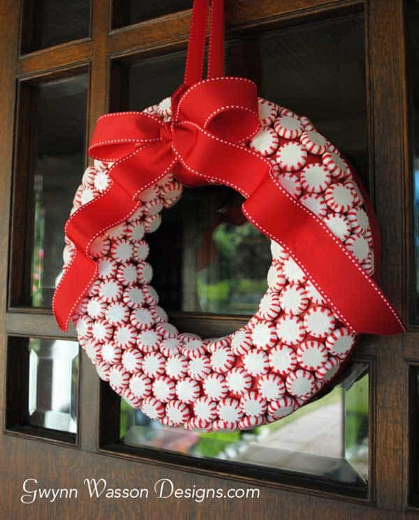 36 Mindbogglingly Magical DIY Christmas Wreaths For Your Home (21)