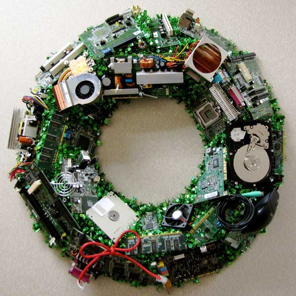 36 Mindbogglingly Magical DIY Christmas Wreaths For Your Home (28)