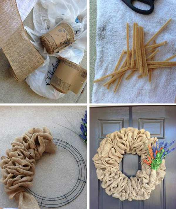 36 Mindbogglingly Magical DIY Christmas Wreaths For Your Home (35)