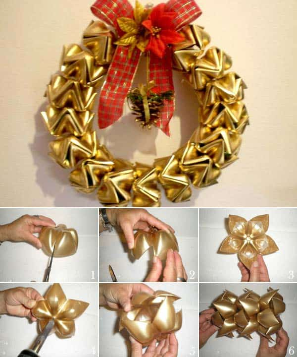 36 Mindbogglingly Magical DIY Christmas Wreaths For Your Home (36)