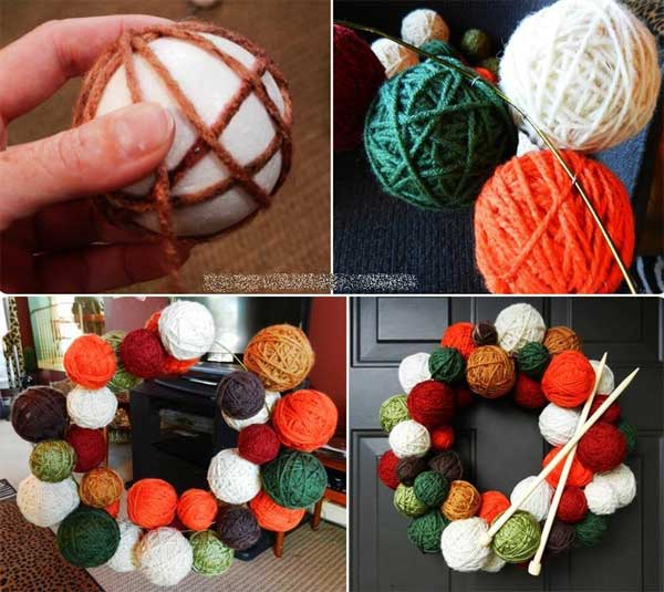 36 Mindbogglingly Magical DIY Christmas Wreaths For Your Home (8)