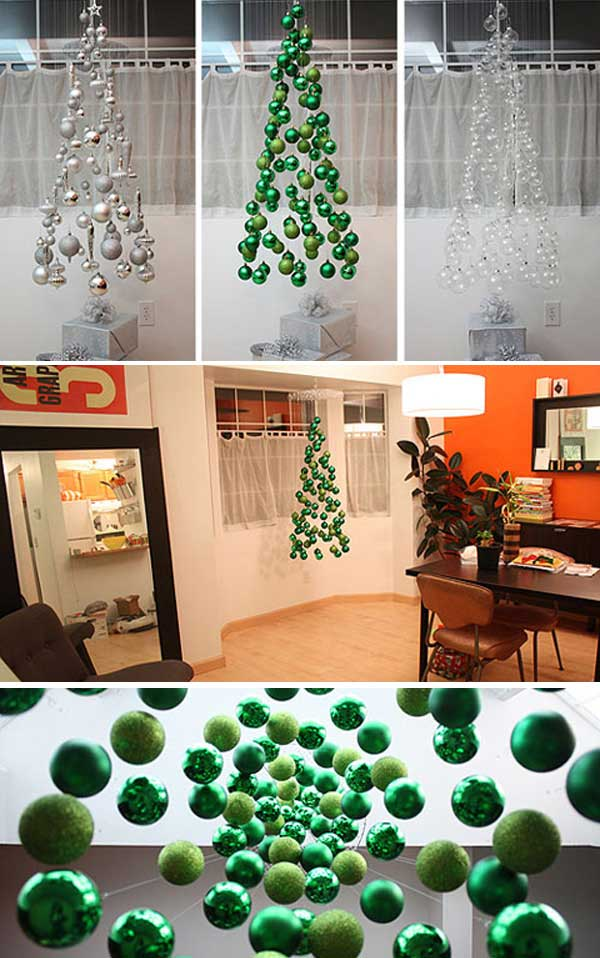 43+ Super Smart and Inexpensive Affordable DIY Christmas Decorations homesthetics decor (11)