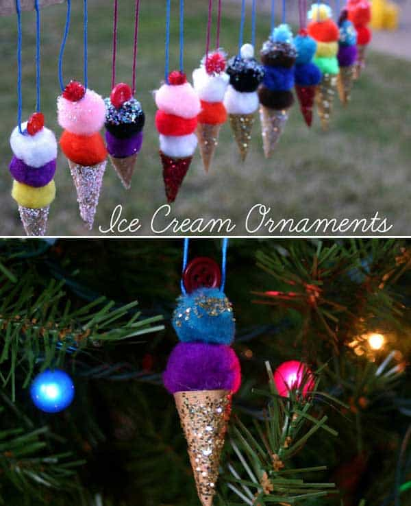 43+ Super Smart and Inexpensive Affordable DIY Christmas Decorations homesthetics decor (13)