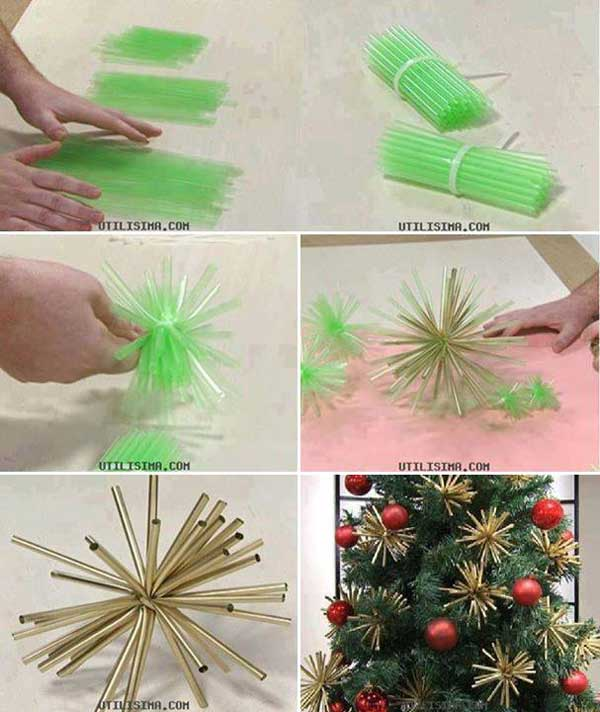 43+ Super Smart and Inexpensive Affordable DIY Christmas Decorations homesthetics decor (15)
