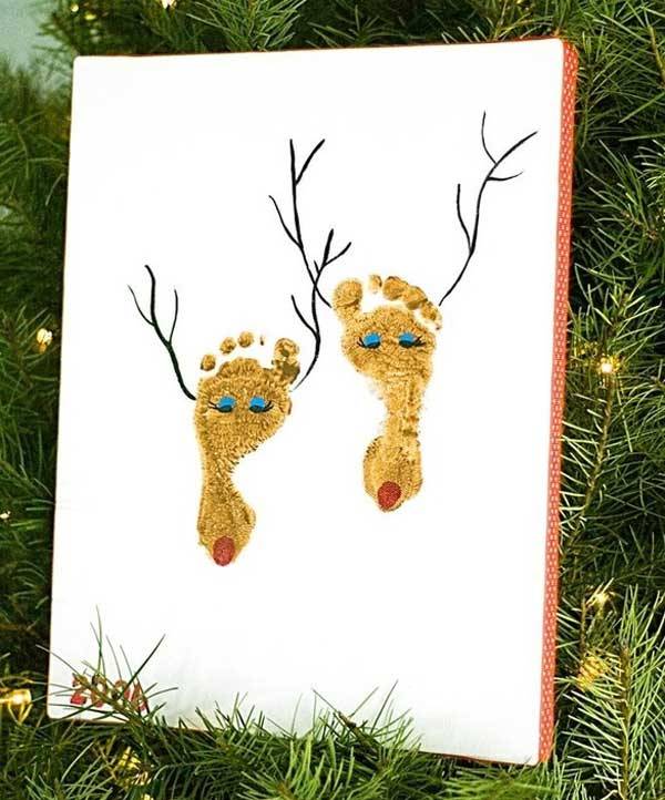 43+ Super Smart and Inexpensive Affordable DIY Christmas Decorations homesthetics decor (23)