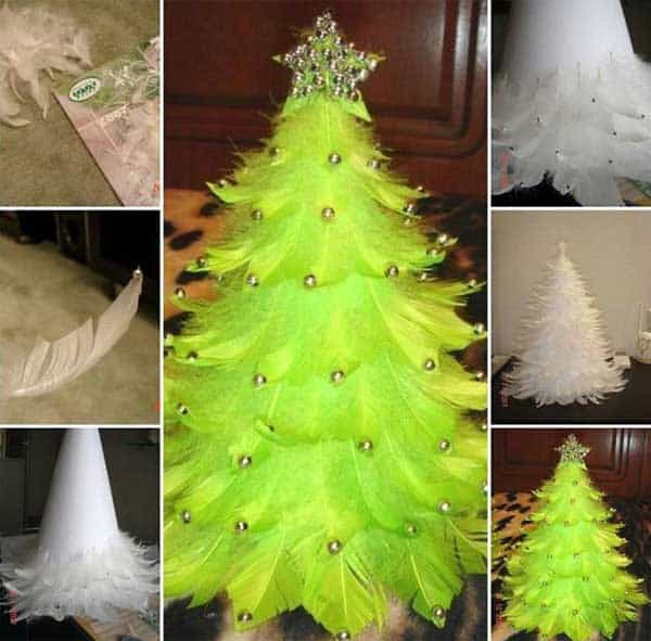 43+ Super Smart and Inexpensive Affordable DIY Christmas Decorations homesthetics decor (24)