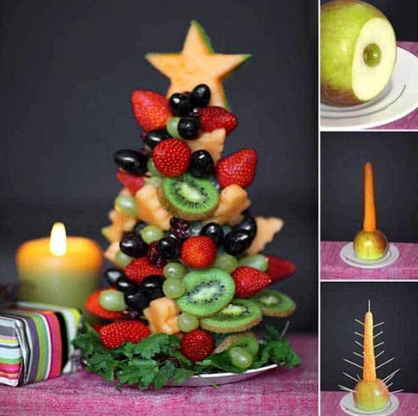 43+ Super Smart and Inexpensive Affordable DIY Christmas Decorations homesthetics decor (27)