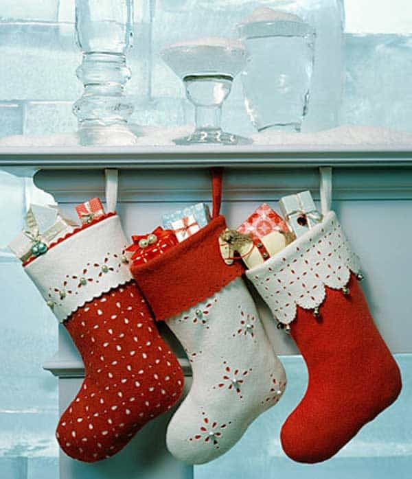 43+ Super Smart and Inexpensive Affordable DIY Christmas Decorations homesthetics decor (31)