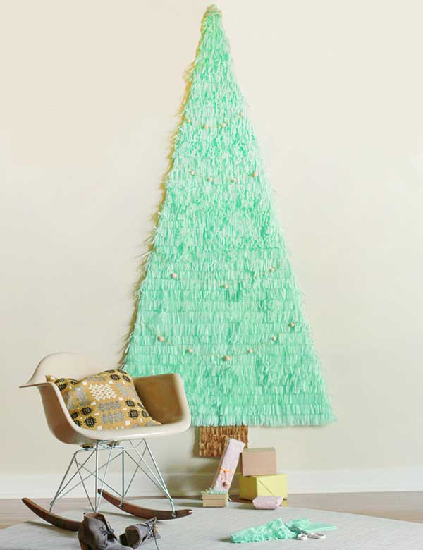 43+ Super Smart and Inexpensive Affordable DIY Christmas Decorations homesthetics decor (32)