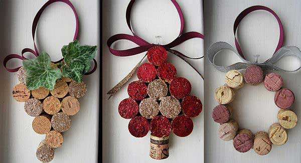 43+ Super Smart and Inexpensive Affordable DIY Christmas Decorations homesthetics decor (34)