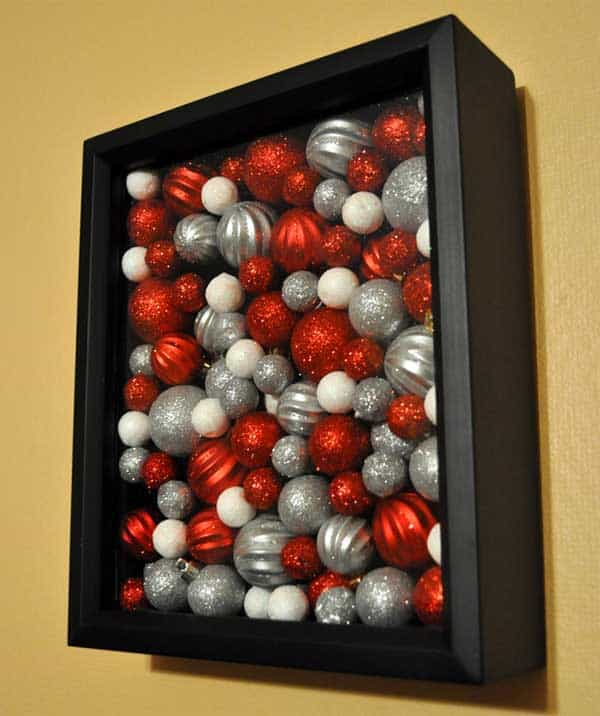 43+ Super Smart and Inexpensive Affordable DIY Christmas Decorations homesthetics decor (35)