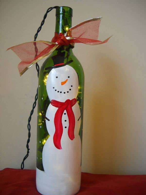 43+ Super Smart and Inexpensive Affordable DIY Christmas Decorations homesthetics decor (43)