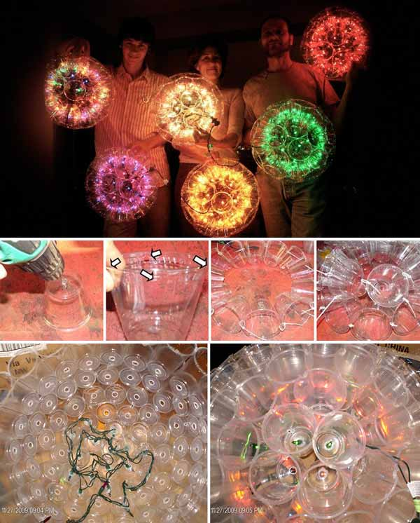 43+ Super Smart and Inexpensive Affordable DIY Christmas Decorations homesthetics decor (45)