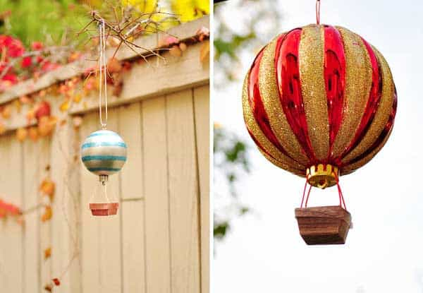 43+ Super Smart and Inexpensive Affordable DIY Christmas Decorations homesthetics decor (5)