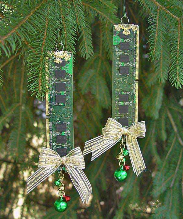 43+ Super Smart and Inexpensive Affordable DIY Christmas Decorations homesthetics decor (7)