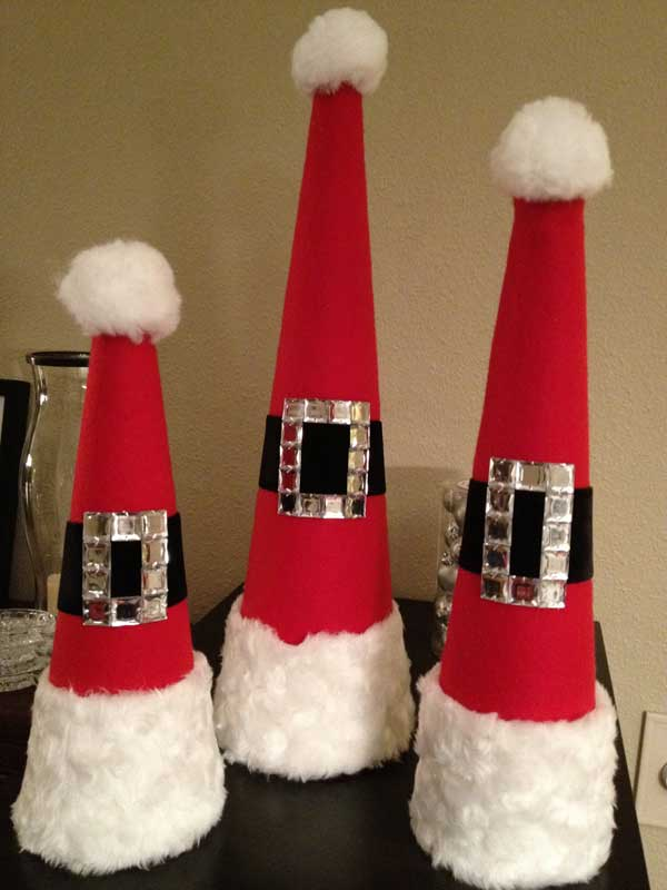 43+ Super Smart And Inexpensive Affordable DIY Christmas Decorations  Homesthetics Decor (8)