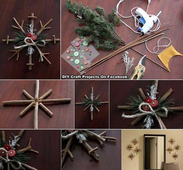 43+ Super Smart and Inexpensive Affordable DIY Christmas Decorations homesthetics decor (9)