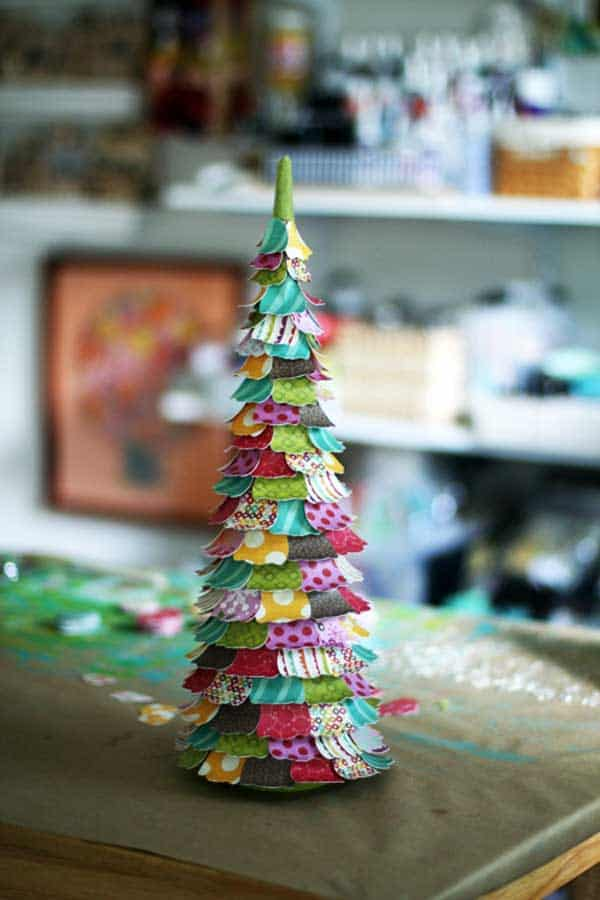 44 Easy to Realize Cheap DIY Crafts to Materialize With Your Children Christmas Crafts for Kids (3)