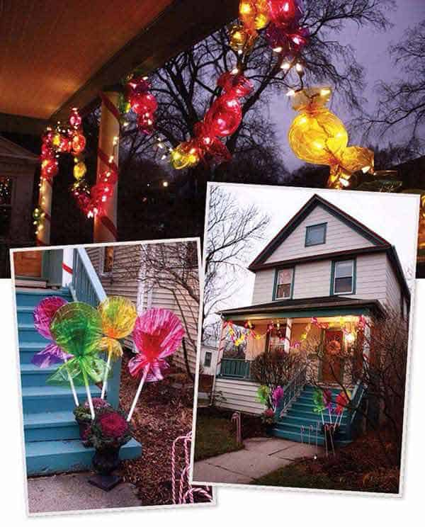49 Magical Christmas Lightning Ideas to Bring Joy & Light on Your Holidays homesthetics decor (17)