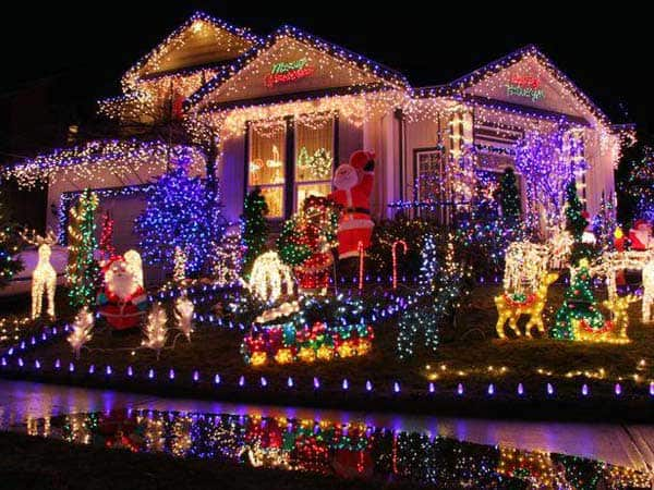 49 Magical Christmas Lighting Ideas to Bring Joy & Light on Your Holidays